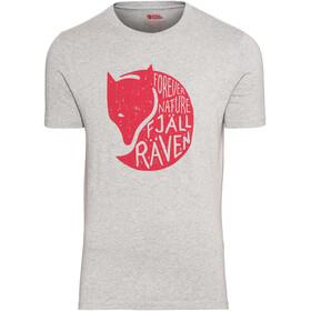 Fjällräven Forever Nature Fox Shortsleeve Shirt Men grey